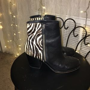 Micheal Kors Ankle Booties!